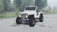 Jeep Wrangler (TJ) 2001 for MudRunner