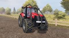 Case IH Magnum 370 CVX forest for Farming Simulator 2013