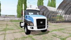 Caterpillar CT660 v1.2 for Farming Simulator 2017