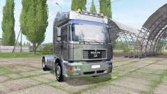 MAN F2000 19.603 FLS v2.0 for Farming Simulator 2017