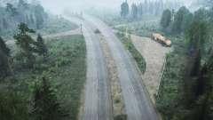 Highway for MudRunner