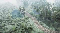 Road for MudRunner