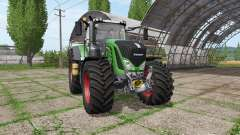 Fendt 930 Vario v4.0.1 for Farming Simulator 2017