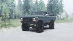 Ford Bronco Custom (U150) 1978 for MudRunner
