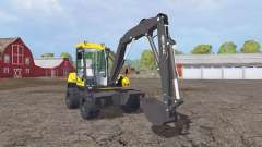 Mecalac 12MTX v1.1 for Farming Simulator 2015