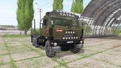 Tatra T815 6x6.1 forest for Farming Simulator 2017