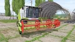 CLAAS Tucano 320 v2.0 for Farming Simulator 2017