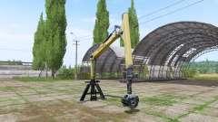 Palfinger Epsilon M80F v1.3 for Farming Simulator 2017