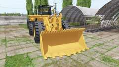 Caterpillar 994F for Farming Simulator 2017