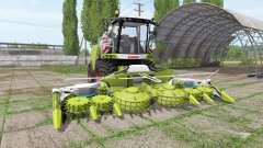 CLAAS Jaguar 940 for Farming Simulator 2017