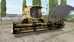 New Holland TF78 v1.2 for Farming Simulator 2017