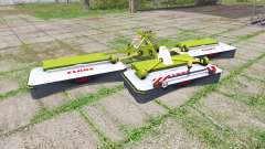 CLAAS Disco 9300 Duo for Farming Simulator 2017
