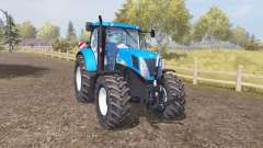New Holland T7050 for Farming Simulator 2013