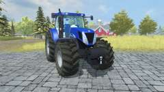 New Holland T7070 for Farming Simulator 2013