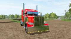 Peterbilt 389 v1.1 for Farming Simulator 2017