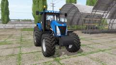 New Holland TG225 for Farming Simulator 2017