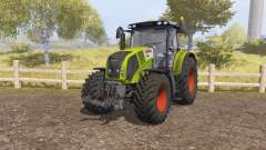 CLAAS Axion 850 v2.1