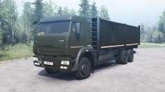 KAMAZ 65117 for MudRunner
