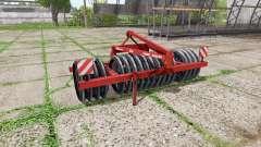 HE-VA front-pakker for Farming Simulator 2017