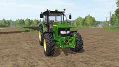 John Deere 5080M for Farming Simulator 2017