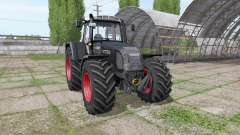 Fendt Favorit 920 Vario v2.0 for Farming Simulator 2017