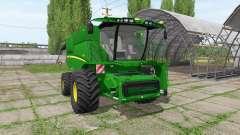 John Deere S690i for Farming Simulator 2017