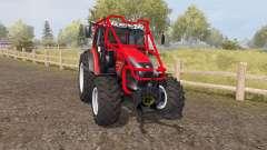 Linder Geotrac 94 forest for Farming Simulator 2013