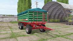 METALTECH DB 21 v1.1 for Farming Simulator 2017