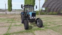 MTZ Belarus 82.1 v3.0 for Farming Simulator 2017