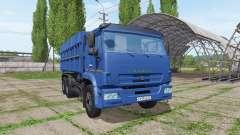 KAMAZ 45143 for Farming Simulator 2017