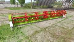 CLAAS C960 v0.9.1 for Farming Simulator 2017
