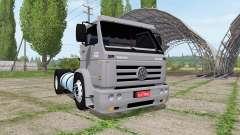 Volkswagen Worker 18-310 Titan Tractor for Farming Simulator 2017