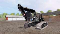 Liebherr A 900 C Litronic apache for Farming Simulator 2015
