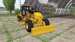 Caterpillar 140M v2.1 for Farming Simulator 2017
