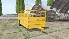 Cosnet Pluton 6.20 P for Farming Simulator 2017
