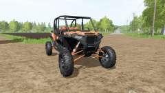 Polaris RZR XP 4 1000 Turbo EPS for Farming Simulator 2017