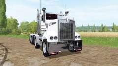 Kenworth T908 8x4|4 for Farming Simulator 2017