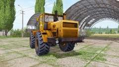 Kirovets K 701 v1.1 for Farming Simulator 2017