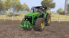 John Deere 8530 v2.0 for Farming Simulator 2013