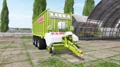 CLAAS Cargos 9600 for Farming Simulator 2017