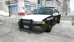 Gavril Grand Marshall texas highway patrol for BeamNG Drive