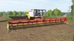 CLAAS Lexion 777 TerraTrac for Farming Simulator 2017