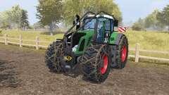 Fendt 939 Vario forest for Farming Simulator 2013