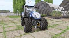 New Holland T7.290 for Farming Simulator 2017