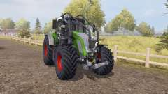 Fendt 936 Vario forest for Farming Simulator 2013