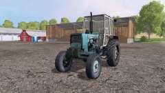 YUMZ 6КЛ for Farming Simulator 2015