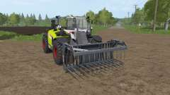 CLAAS Scorpion 7055 v1.11 for Farming Simulator 2017