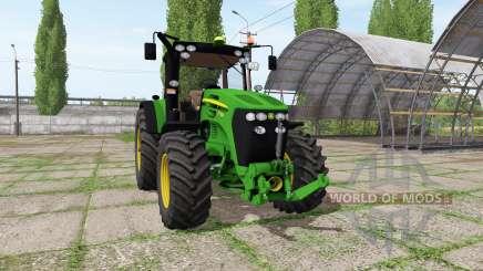 John Deere 7730 v1.4 for Farming Simulator 2017