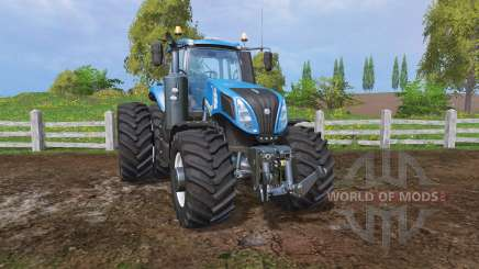 New Holland T8.320 for Farming Simulator 2015