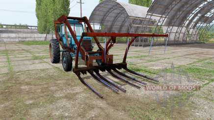 MTZ 80 Belarus tagamet v1.2 for Farming Simulator 2017